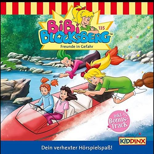 Bibi Blocksberg  (135) Freunde in Gefahr - Kiddinx 2020