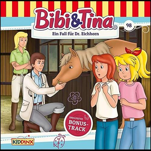 Bibi und Tina (98) Ein Fall Für Dr. Eichhorn - Kiddinx 2020