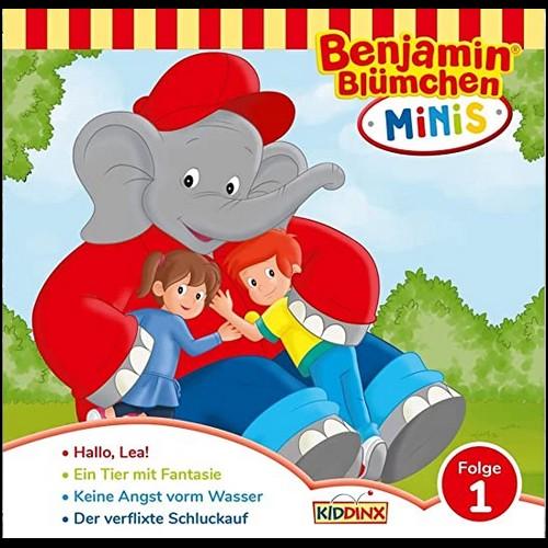 Benjamin Blümchen Minis (1) Hallo, Lea! - Kiddinx 2020