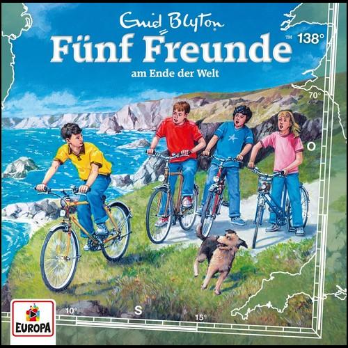 Fünf Freunde (138) am Ende der Welt  - Europa 2020