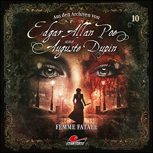 Edgar Allan Poe und Auguste Dupin - Aus den Archiven (10) Femme Fatale - Maritim 2020