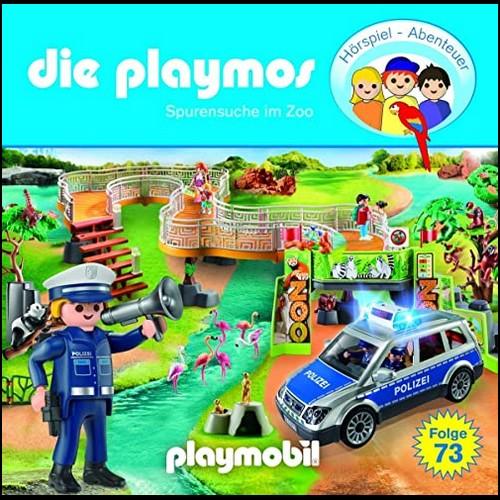 Die Playmos (73) Spurensuche im Zoo - floff 2020