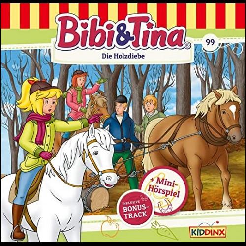 Bibi und Tina (99) Die Holzdiebe - Kiddinx 2020