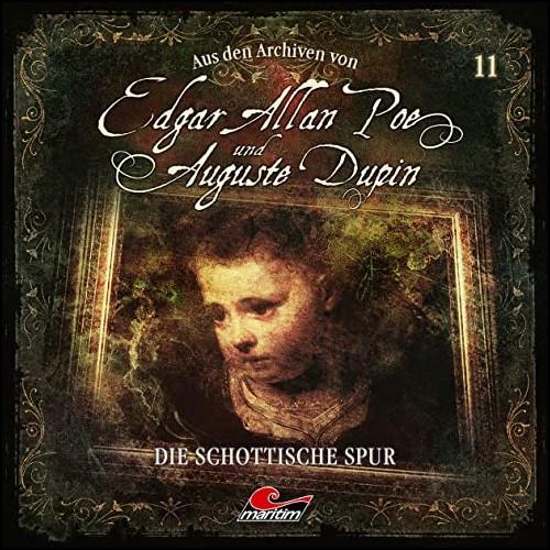Edgar Allan Poe und Auguste Dupin - Aus den Archiven (11) Die schottische Spur - Maritim 2020