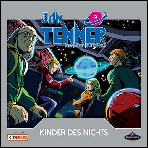 Jan Tenner (9) Kinder des Nichts - Zauberstern Records 2020