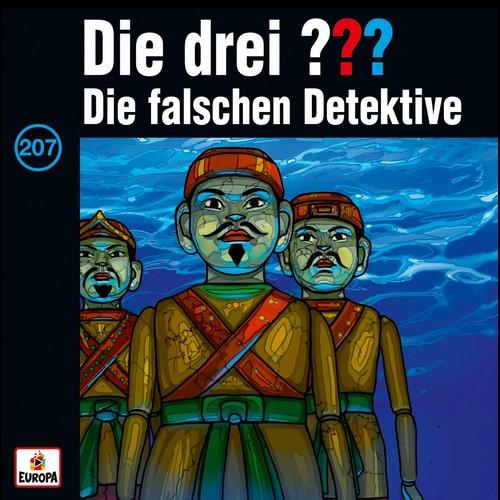 Die drei ??? (207) Die falschen Detektive  - Europa 2020