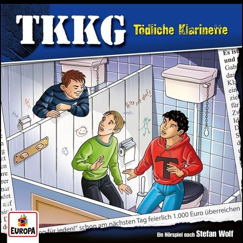 TKKG (217) Tödliche Klarinette - Europa 2020