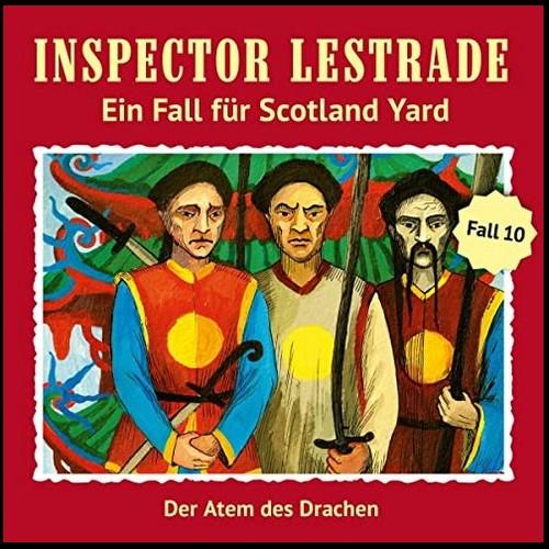 Inspector Lestrade (10) Der Atem des Drachen - Fritzi Records 2020