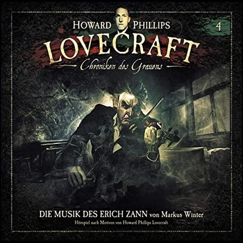 Howard Phillips Lovecraft - Chroniken des Grauens (4) Die Musik des Erich Zann - Winterzeit 2020