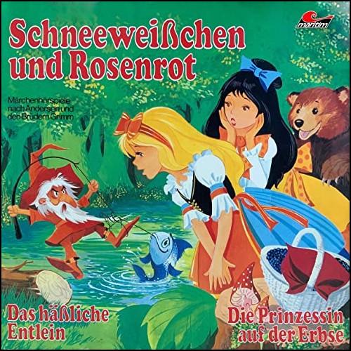 Schneeweißchen und Rosenrot / Das häßliche Entlein / Die Prinzessin auf der Erbse () Maritim 1982 - All Ears 2020