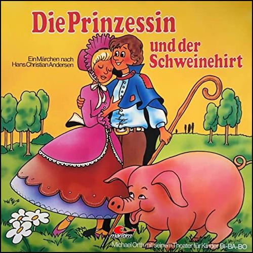 Die Prinzessin und der Schweinehirt  (Hans Christian Andersen) Maritim 1974 - All Ears 2020