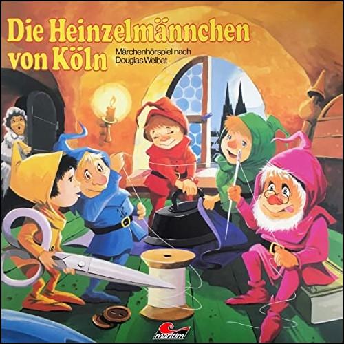Die Heinzelmännchen von Köln (Douglas Welbat) Maritim 1982 - All Ears 2020