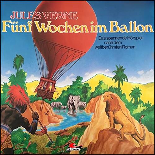 Fünf Wochen im Ballon (Jules Verne) Maritim 1978 - All Ears 2020