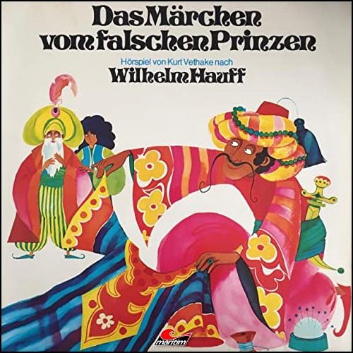 Das Märchen vom falschen Prinzen (Wilhelm Hauff) Maritim 1974 - All Ears 2020