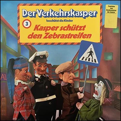Der Verkehrskasper beschützt die Kinder (3) Kasper schützt den Zebrastreifen - BASF 1974 - All Ears 2020