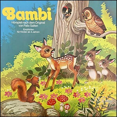 Bambi (1) Bambi - Peggy 1974 - All Ears 2020