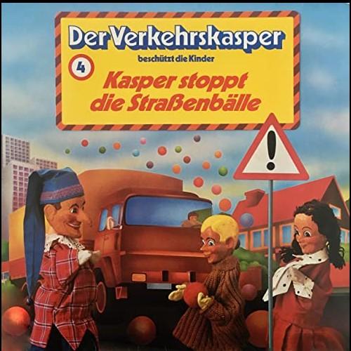 Der Verkehrskasper beschützt die Kinder (4) Kasper stoppt die Straßenbälle - BASF 1974 - All Ears 2020