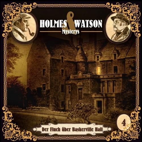 Holmes und Watson Mysterys (4) Der Fluch über Baskervilles - Hermann Media 2020