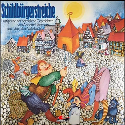 Schildbürgerstreiche - Lustige und nachdenkliche Geschichten - Maritim 1974 - All Ears 2020