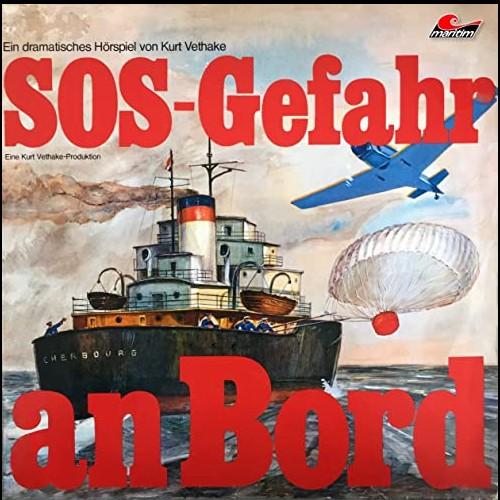 SOS - Gefahr an Bord (Kurt Vethake) Maritim 1974 - All Ears 2020