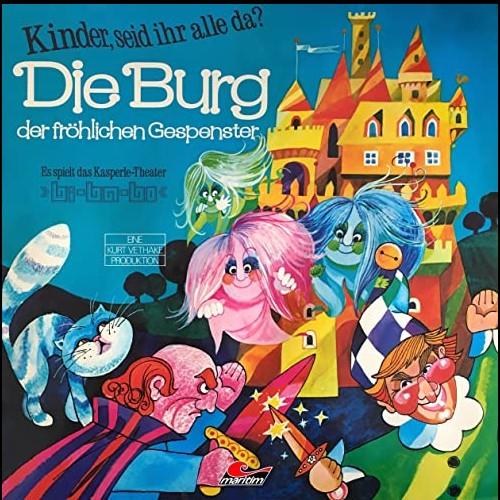 Kasperle (2) Die Burg der fröhlichen Gespenster - Maritim 1972 - All Ears 2020