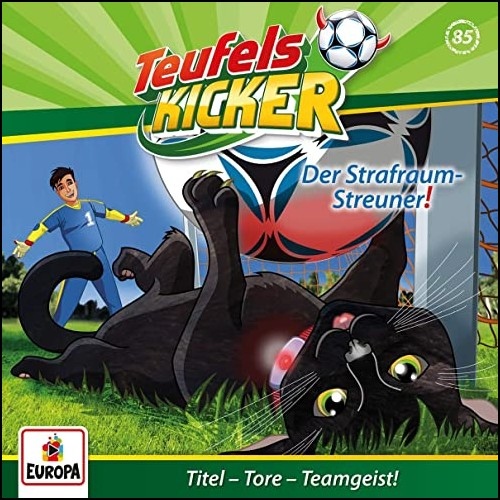 Teufelskicker (85) Strafraum-Streuner!  - Europa 2020