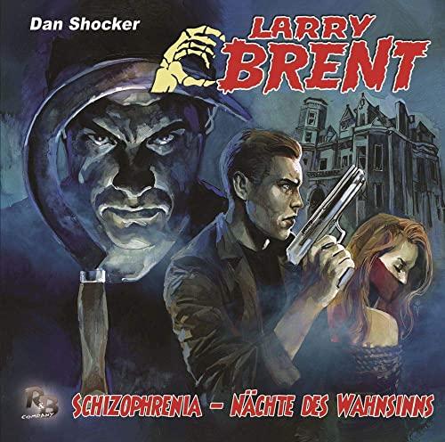 Larry Brent (37) Shizophrenia-Nächte des Wahnsinns - R&B Company 2020