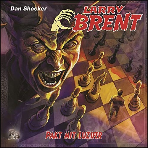 Larry Brent (38) Pakt mit Luzifer - R&B Company 2020