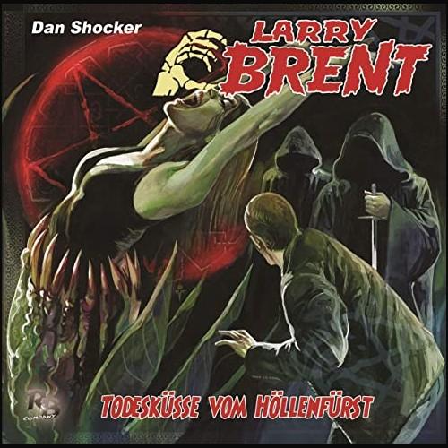 Larry Brent (40) Todesküsse vom Höllenfürst - R&B Company 2021