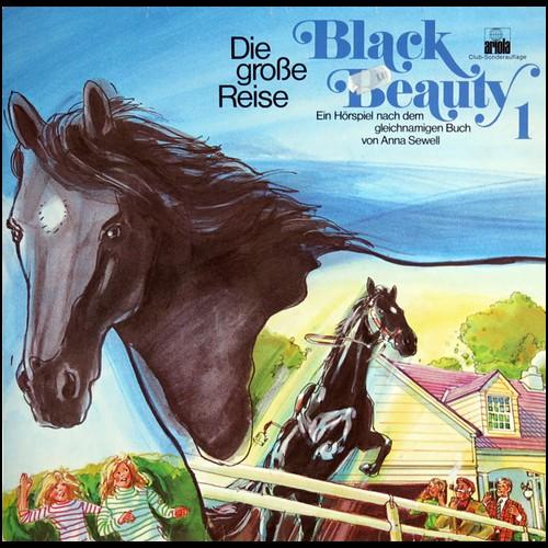 Black Beauty (1) Die große Reise - Ariola 1976 - All Ears 2020