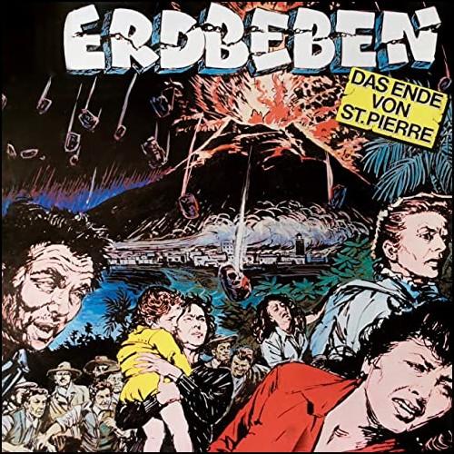 Erdbeben: Das Ende von St. Pierre (Chris Bohlmann) Telefunken 1976 - All Ears 2020