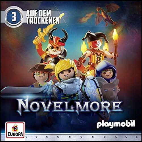 Playmobil Hörspiele  (3) Novelmore: Auf dem Trockenen  - Europa 2020
