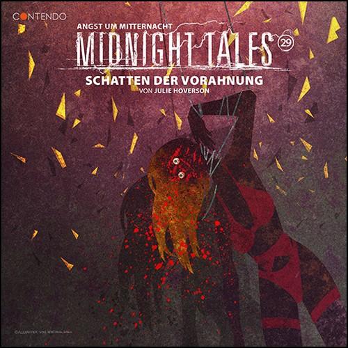 Midnight Tales (29) Schatten der Vorahnung - Contendo Media 2020
