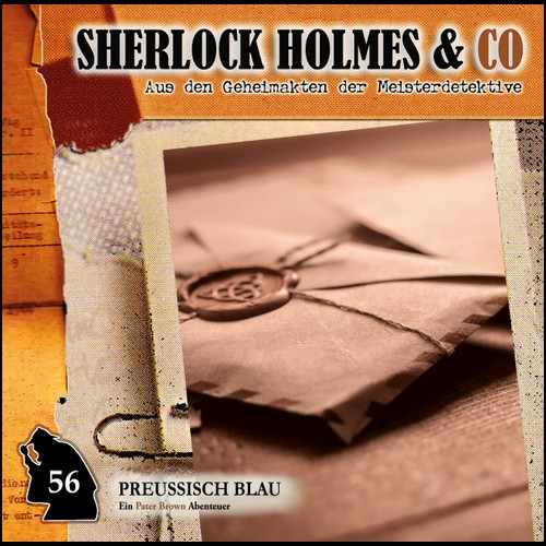 Sherlock Holmes und Co. (56) Preußisch Blau - Romantruhe Audio 2020