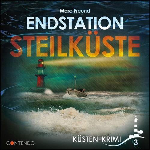 Küsten-Krimi (3) Endstation Steilküste - Contendo Media 2020
