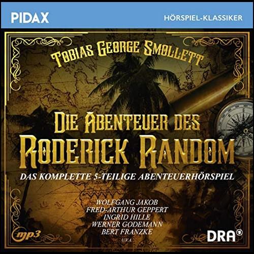Die Abenteuer des Roderick Random (Tobias George Smollett) Pidax 2021