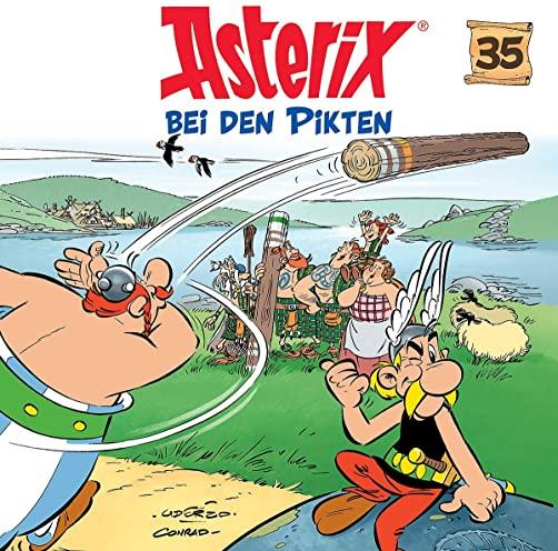 Asterix (35) Asterix bei den Pikten - Karussell 2021