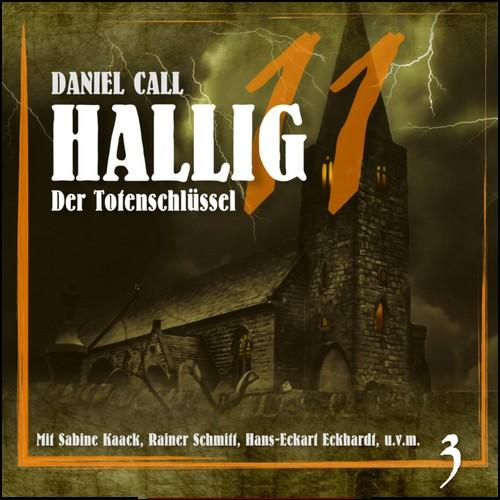 Hallig 11 (3) Der Totenschlüssel - Hermann Media 2020