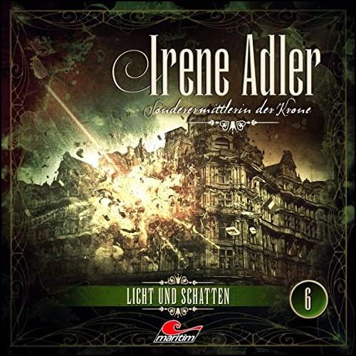 Irene Adler - Sonderermittlerin der Krone (6) Licht und Schatten  - Maritim 2020