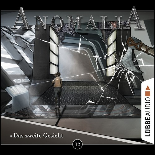 Anomalia (12) Das zweite Gesicht - Lübbe Audio 2020