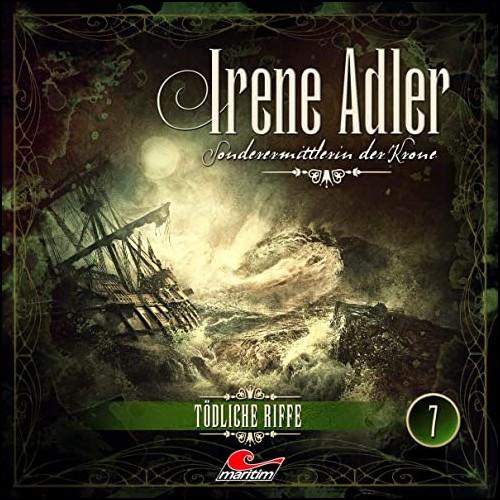 Irene Adler - Sonderermittlerin der Krone (7) Tödliche Riffe - Maritim 2020