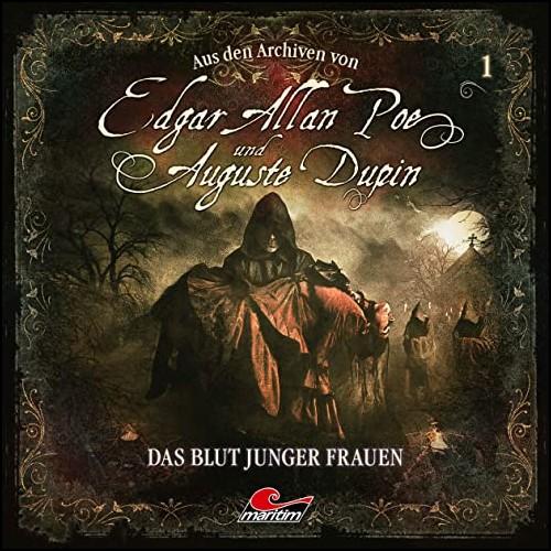 Edgar Allan Poe und Auguste Dupin - Aus den Archiven (1) Das Blut junger Frauen - Maritim 2020