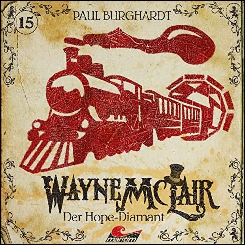 Wayne McLair (15) Der Hope-Diamant - Maritim 2020