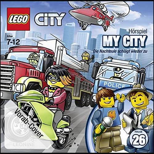 Lego City (26) My City - Die Nachteule schlägt wieder zu - Leonine 2021