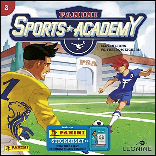 Panini Sports Academy (2) Eleven Lions vs. Freedom Kickers - Universum 2020
