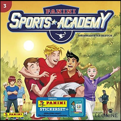 Panini Sports Academy (3) Unerwarteter Besuch - Universum 2020