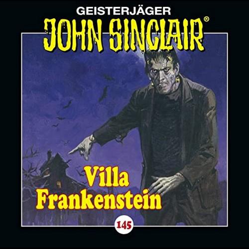 John Sinclair (145) Villa Frankenstein  - Lübbe Audio 2021