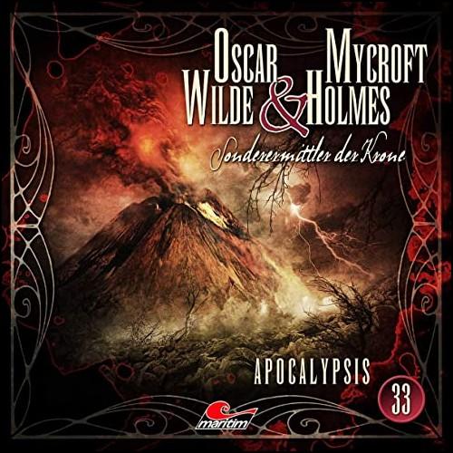 Oscar Wilde und Mycroft Holmes  (33) Apocalypsis  - Maritim 2021