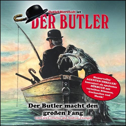 Der Butler (4) Der Butler macht den großen Fang - Winterzeit 2019