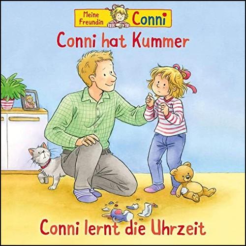 Conni (64) Conni hat Kummer - Conni lernt die Uhrzeit  - Karussell 2021